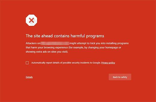 harmfulprogramserror