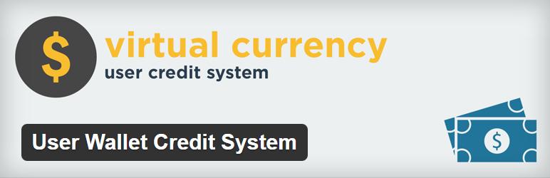 User-Wallet-Credit-System