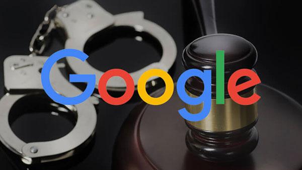 پنالتی های گوگل