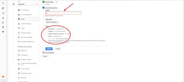 رفتار شناسی حرفه ای کاربران سایت با ابزار Google Analytics