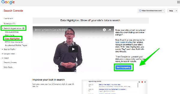 آموزش کار با کنسول گوگل