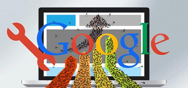 گزارشات در کنسول گوگل