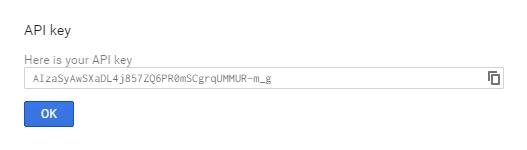 رفع مشکل نمایش ندادن نقشه گوگل