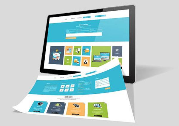 تاثیر فاکتور شیوه طراحی و چیدمان سایت بر سئو