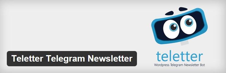 افزونه خبرنامه تلگرام برای وردپرس
