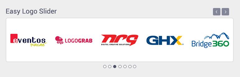 Easy Logo Slider