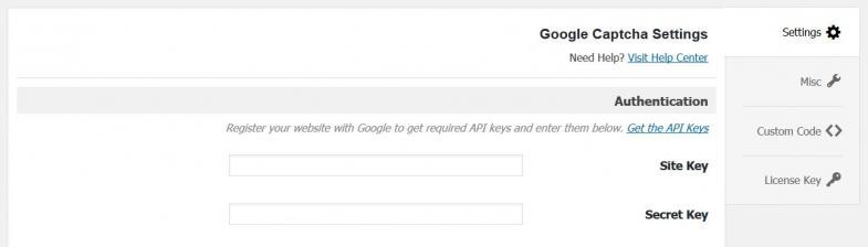 ایجاد امنیت در ودرپرس به وسیله افزونه Google Captcha