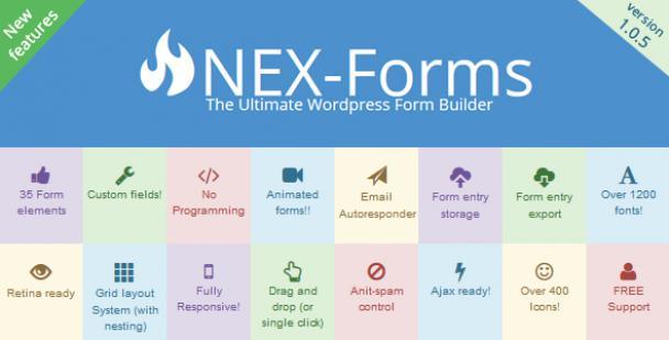 NEX Forms