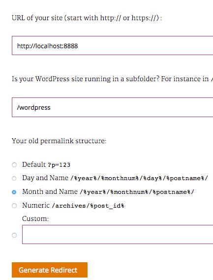 رفع مشکل پیوند های یکتا وردپرس