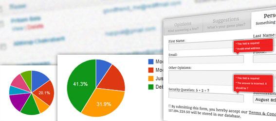 افزونه نظرخواهی و نظرسنجی WP Feedback & Survey Manager