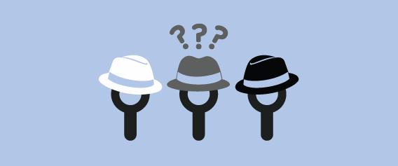 سئو کلاه خاکستری چیست و چه تکنیک هایی دارد