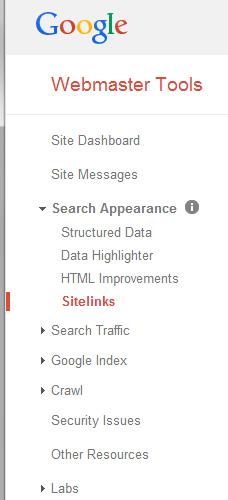 Sitelink چیست و چه نیازی به آن داریم